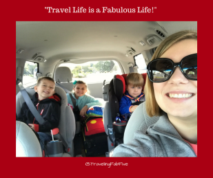 Travel Life is a Fabulous Life!
